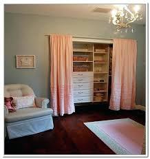 curtain closet door ideas curtains for closet doors ideas replacing sliding closet doors with curtains home curtain closet door ideas