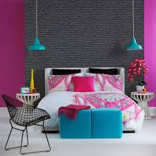 Navy And Pink Bedroom Bedroom Colour Schemes Ideal Home
