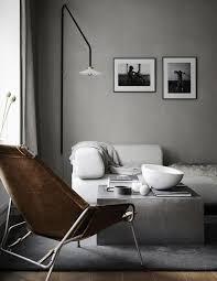 Concrete Gray Interior Design Color Schemes