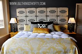 Amazing of Making A Headboard 50 Outstanding Diy Headboard Ideas To Spice  Up Your Bedroom