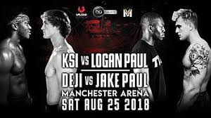 Ksi Vs Logan Paul Revolvy