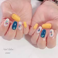 夏オールシーズン旅行リゾートハンド Nail Salon Mimiのネイル