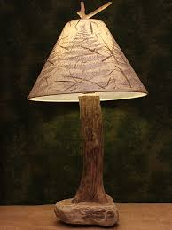 taking their name from paul s contracting business wooden stone construction our most popular custom lamps are those that we categorize as wooden stone