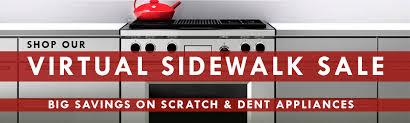 scratch and dent appliances. Interesting Dent Throughout Scratch And Dent Appliances Y