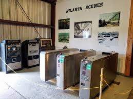 Marta Vending Machines Enchanting MARTA Fare Collection A Brief History Southeastern Railway Museum