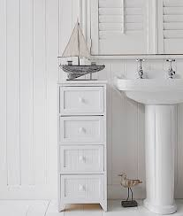 small bathroom storage furniture. ideas attractive narrow bathroom storage cabinet white 4 drawer freestanding small furniture a