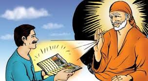 Image result for images of man reading sat charitra