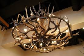 top 68 exemplary faux deer antler chandelier and interior bring fantastic your home with antique light