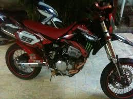 kawasaki 250cc supermoto