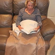 Earthing Throw Blanket
