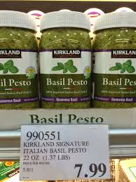 do you really know what you re eating some of my favorite things you might know pesto as a wonderful dressing for pasta but the refrigerated product at costco whole in hackensack also can be used as a sandwich