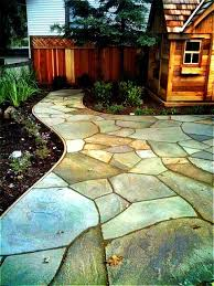 flagstone landscaping. Here At Living Waters Landscaping We Specialize In Dry Laid Flagstone  Patios And Walkways. Landscaping