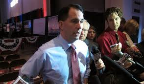 Scott Walker exits 2016 race with harsh words for Trump | The Times of  Israel