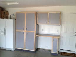 garage storage cabinets ideas. Contemporary Garage Elegant Garage Storage Cabinets Design Applied In Space Finished  With White Interior Design And With Ideas G