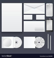 Blank Business Card Template Corporate Identity Templates Blank Business Cards