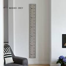 Wooden Ruler Height Chart Uk Kids Rule Giant Ruler Height Chart Non Personalised