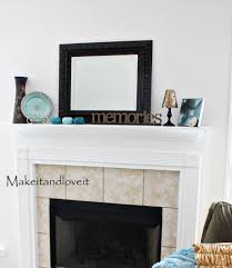 Decorate My Home, Part 11: Fireplace Mantel