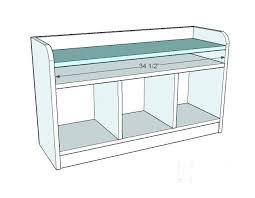 3 cube organizer white bench blac 3 cube organizer storage bench photo