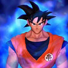 ArtStation - Goku Practice, Ivan Alvarez