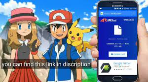 How to download Pokemon xy on Android