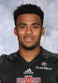 Daryl Rollins-Davis - 2016 - Football - Arkansas State University