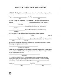 A commercial rental agreement is a legal document that details the arrangements between the owner of the commercial property, commonly known as the landlord, and the person who is renting the property, commonly known as. Free Kentucky Rental Lease Agreement Templates Pdf Word