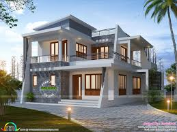 magnificent new model house plan in kerala 12 good looking 0 1338 sft opt 4