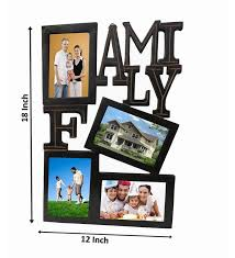 Small Picture Buy PIndia Fancy Design Home Wall Hanging Decor Family 4 Picture