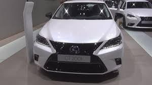 Lexus Ct Executive Line Exterior And Interior In