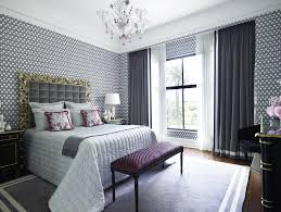 contemporer bedroom ideas large. Large Contemporary Bedroom Idea In Sydney With Multicolored Walls And Dark Hardwood Floors: Contemporer Ideas I