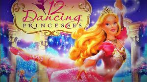 barbie in the 12 dancing princesses 2006