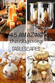 thanksgiving table ideas. Thanksgiving Table Decor Ideas-00-1 Kindesign Ideas V