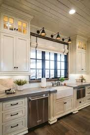 kitchen modern rustic. 57 Modern Rustic Farmhouse Kitchen Cabinets Ideas O