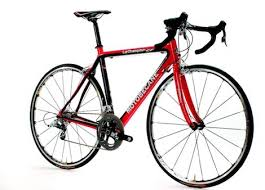 motobecane le champion cf inferno road bike action