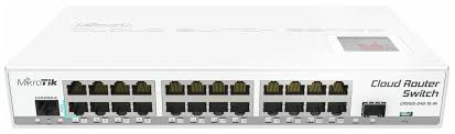 <b>Коммутатор MikroTik Cloud</b> Router Switch CRS125-24G-1S-IN ...