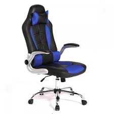 com new high back racing car style bucket seat office desk chair gaming chair kitchen dining
