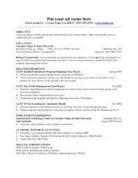 Management Resume Sample Healthcare Industry Health Objective
