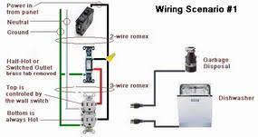 electrical wiring diagrams 3 wire 220 volt wiring disposal outlet wiring diagram