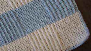 Free Crochet Baby Afghan Patterns Awesome Crochet Pattern For Baby Blue Afghan