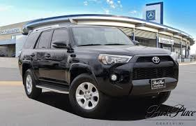Used Toyota 4Runner Vehicles For Sale - Park Place