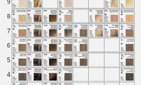 Wella Color Charm Chart Best Picture Of Chart Anyimage Org