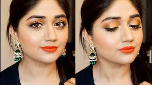 indian wedding guest makeup clista