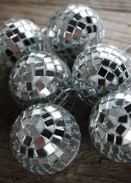 Mini Disco Ball Decorations Mirror Ball Ornaments 100in 100 Balls 100100 66