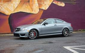 2014 Mercedes-Benz C63 AMG Coupe Edition 507: Street Art | Nick ...