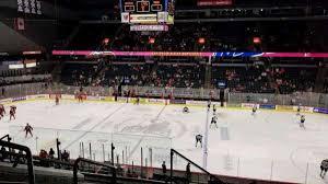 Van Andel Seating Chart Van Andel Arena Section 207 Row F Home Of Grand Rapids