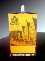 belgian beer gift box front belgian beer gift box side