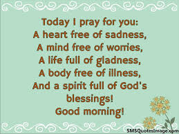 Famous Quotes Morning Prayer