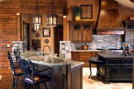 cabin kitchen design. Small Cabin Kitchen Ideas Design Interior Best Images Tiny House
