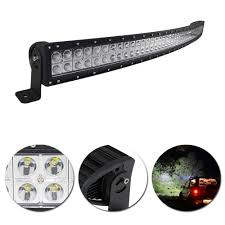 50 Inch Cree Curved Light Bar Details About 50 Inch 288w Curved Cree Led Light Bar Spot Combo Beam Offroad Fog Lamp Atv Suv
