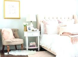 Pink And Gold Bedroom Decor Gold And White Bedroom Designs Gorgeous ...